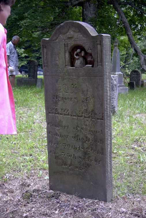 Elizabeth Connor Tombstone
